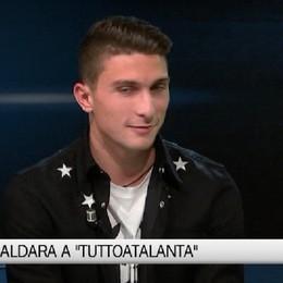Il difensore Mattia Caldara ospite di TuttoAtalanta