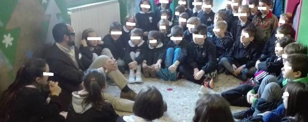 Rubano i pc della scuola elementare A Colere l'appello: vergogna, restituiteli