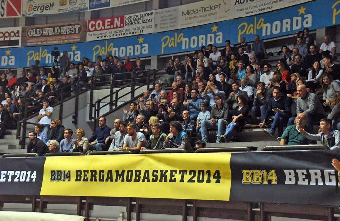 BERGAMO BASKET 2014 BB14
