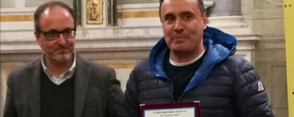 Martino nell'orrore nazista  A Talarico il Premio Carver