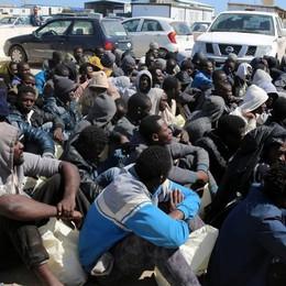 Migranti come schiavi Orrore in Libia