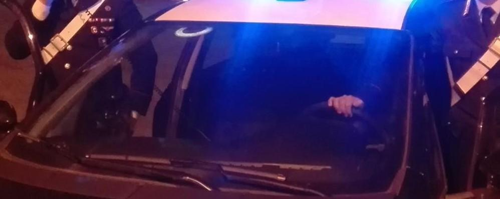 Romano, si oppone al controllo  aggredisce i carabinieri, arrestato