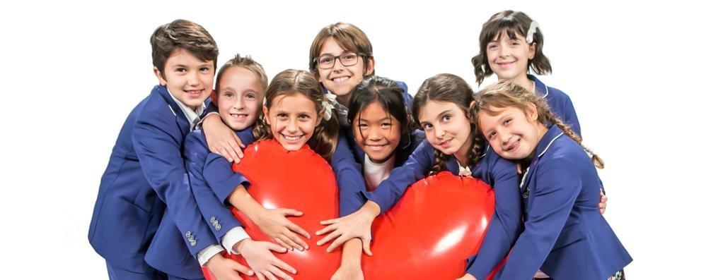 Bergamo allo Zecchino d'Oro MiMiSol veste tutti i bambini