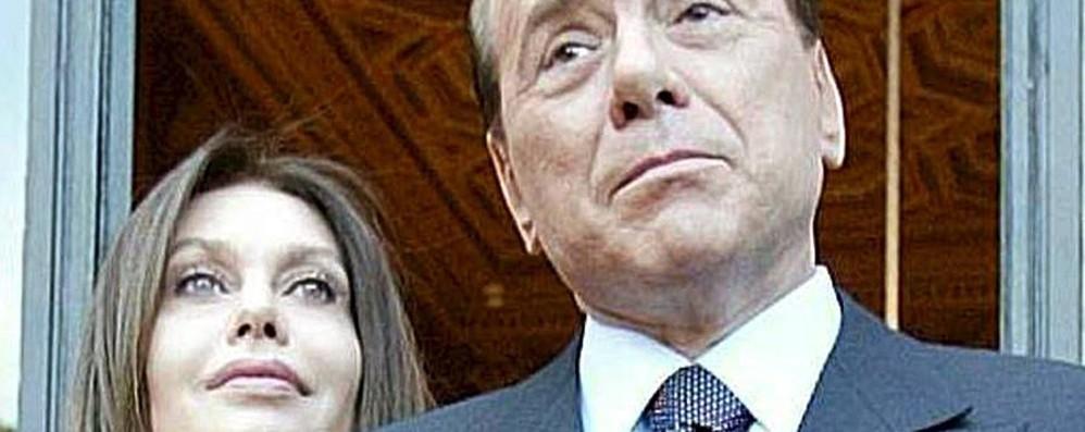 Berlusconi vince contro Veronica Niente assegno da 1,4 milioni