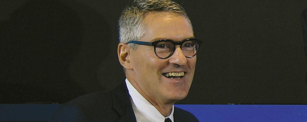 Io, bergamasco in vetta all'Inter «Domenica il mio derby personale»