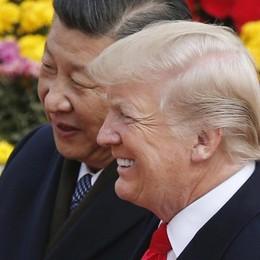 Per Trump in Asia doppio salto mortale