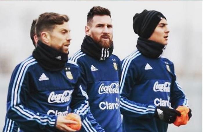 Gomez, Messi e Dybala in Nazionale