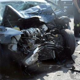 Incidenti stradali, è allarme Più morti, centri abitati a rischio