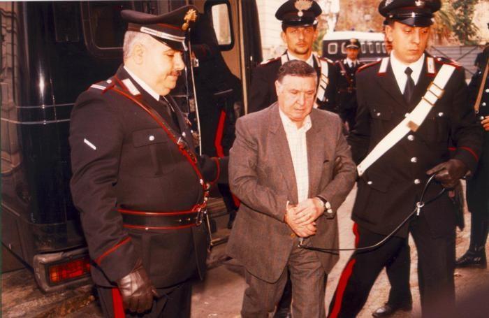 PALERMO:ARRESTO DI TOTO' RIINA