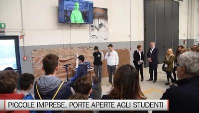 Pmi day, le imprese aprono agli studenti