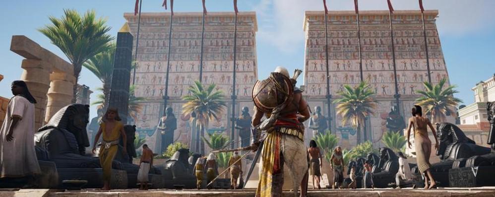 Assassin's Creed Origins Rinascita nell'Antico Egitto