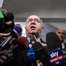 Tavecchio si è dimesso dalla Figc L'annuncio durante il Consiglio federale
