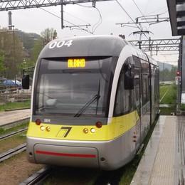 Un tram chiamato soldi (e tempo) Val Seriana, le case varranno il 5% in più