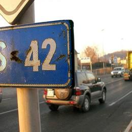 Traffico Val Cavallina, Anas in campo Entro il 2019 progetterà la nuova variante
