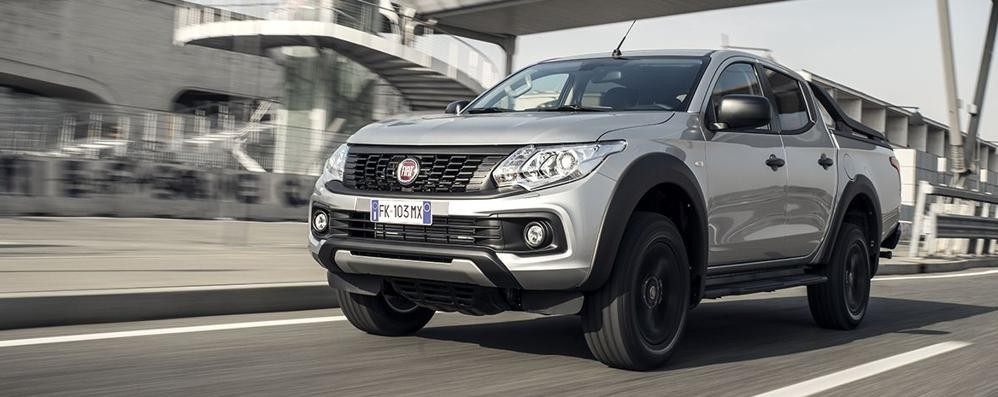 Fullback Cross, il pick-up di Fiat Professional