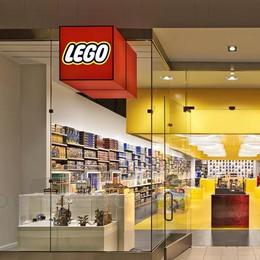 Percassi apre il più grande Lego d'Italia Appuntamento sabato 25 a Torino