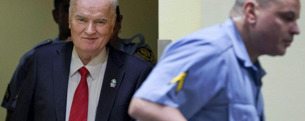Ergastolo per Mladic ma la giustizia?
