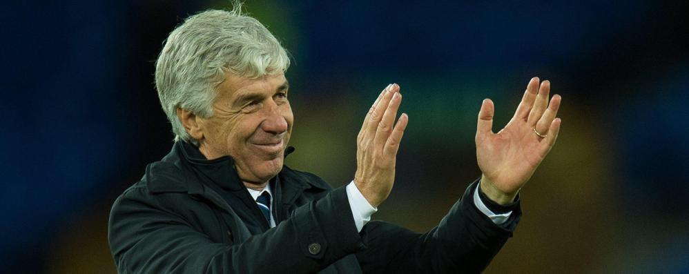 Gasperini adesso punta al primo posto «Cercheremo di vincere il girone»