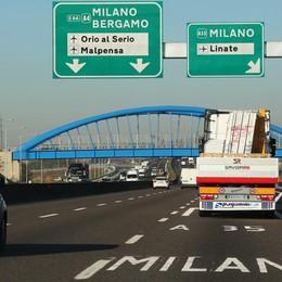Grazie al «gancio» con l'A4 sulla Brebemi il traffico cresce del 22%