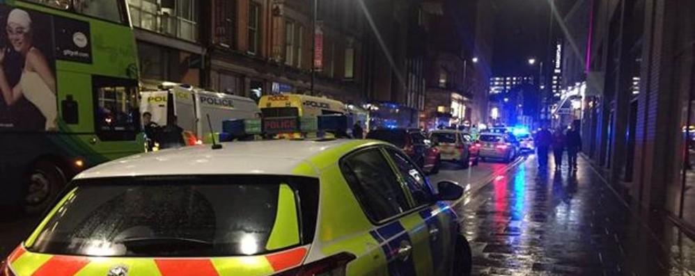Maxi rissa nel centro di Liverpool Dieci arresti, non coinvolti atalantini