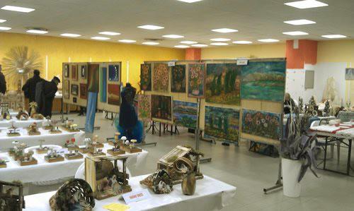 MOSTRA ARTISTI E HOBBYSTI