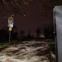 Bergamo, rubati i cavi di rame alla Trucca Parco senza luce da un mese