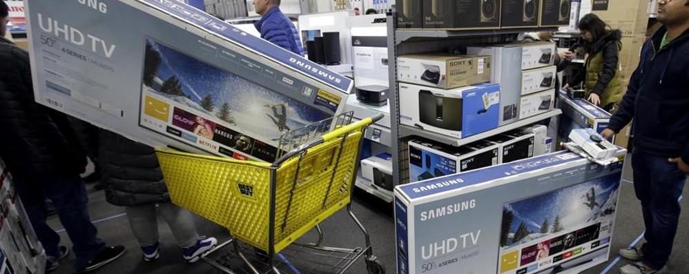Black Friday, non c'è solo Amazon Affari per elettrodomestici e tecnologia