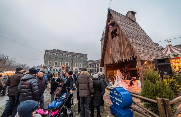 Capanna de L'Eco di Bergamo sul Sentierone