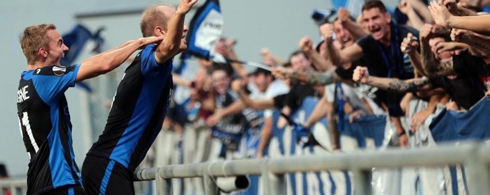 Atalanta, dopo la festa,  il campionato A caccia dei tre punti contro il Benevento