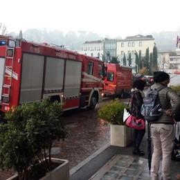Bergamo, esalazione in palestra Bruciore alla gola, clienti evacuati