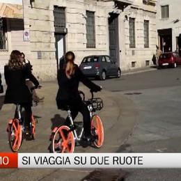 Bike sharing - Bergamo viaggia sempre più su due ruote