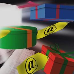 I regali di Natale si fanno in rete Un italiano su 3 li compra on line