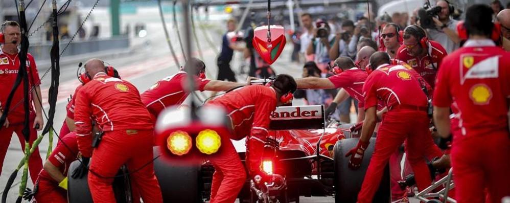 Motor Show di Bologna Il ritorno della Ferrari