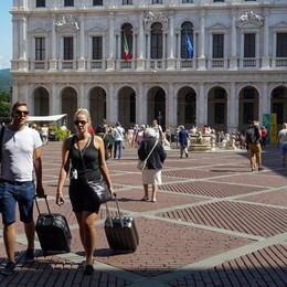 Turismo dall'estero, è boom La Bergamasca vola: più 48,6%