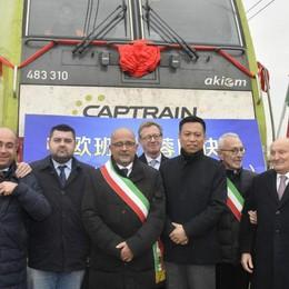 Un treno merci sulle orme di Marco Polo Inaugurata la tratta tra Italia e Cina