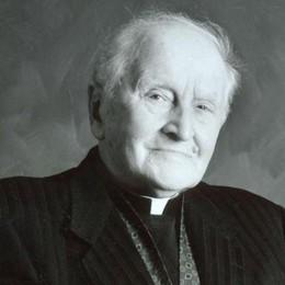Don Spada, sacerdote e giornalista con i bergamaschi sempre nel cuore