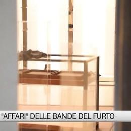 Gli affari della holding dei ladri: Bergamo tra le più colpite