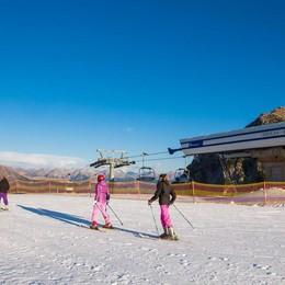 Valtorta, sabato piste aperte Ecco la mappa dello sci orobico
