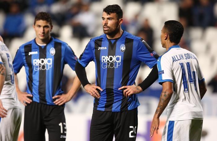 uefa europa league Apollon Limassol - Atalanta petagna andrea