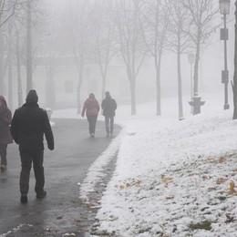 Pioggia e freddo, addirittura la neve Arriva la prima vera ondata di maltempo