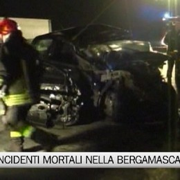 Incidenti stradali mortali, a Bergamo aumentano del 22%