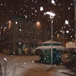 Neve nella Bergamasca La Regione lancia l'allarme