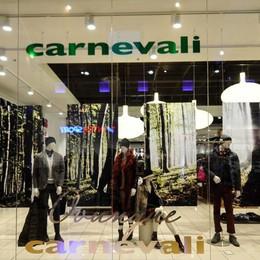 Cala il sipario su Carnevali Chiude anche il negozio di Curno