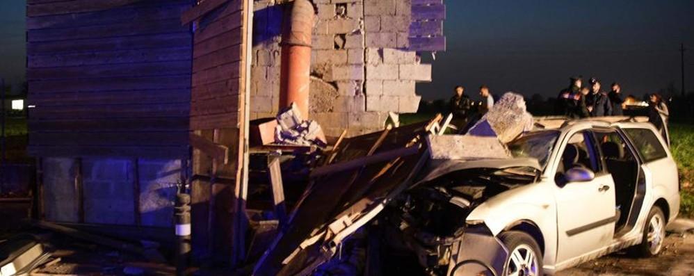 Il tragico incidente di Palosco L'amico alla guida ai domiciliari