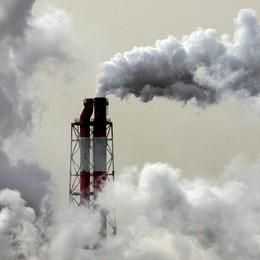 Inquinamento, è allarme CO2 ma a Bergamo è in diminuzione