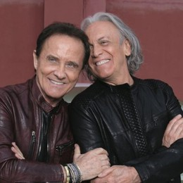 «Noi due ancora insieme» Facchinetti e Fogli a Stezzano