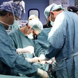 Ospedale, turnover congelato Ridotti gli interventi chirurgici