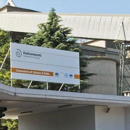 Italcementi, ancora sciopero Lunedì presidio, «vertenza delicata»
