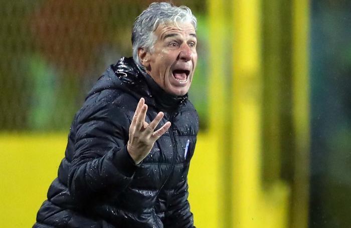 Campionato Serie A 2017-2018 Atalanta - Spal Gasperini