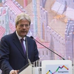 Il Presidente del Consiglio a Bergamo Sabato Gentiloni sarà al Kilometro Rosso